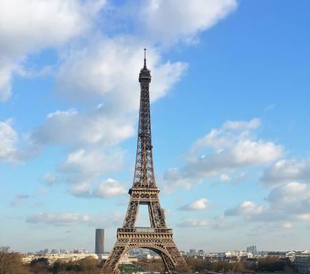 Metal Fabrication: Eiffel Tower???
